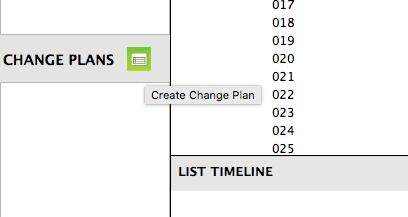 2i. VK6 - Create Change Plan icon